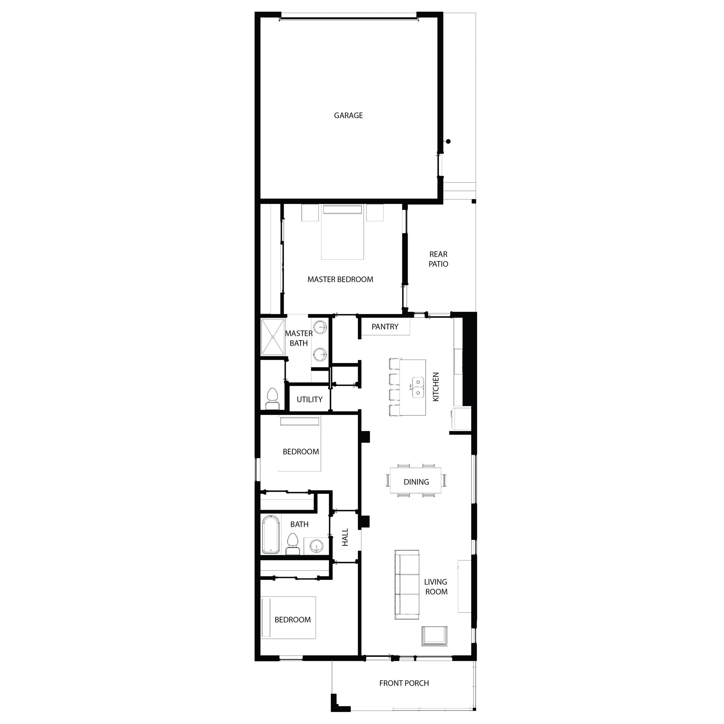 Owen + Finn | Floor Plan