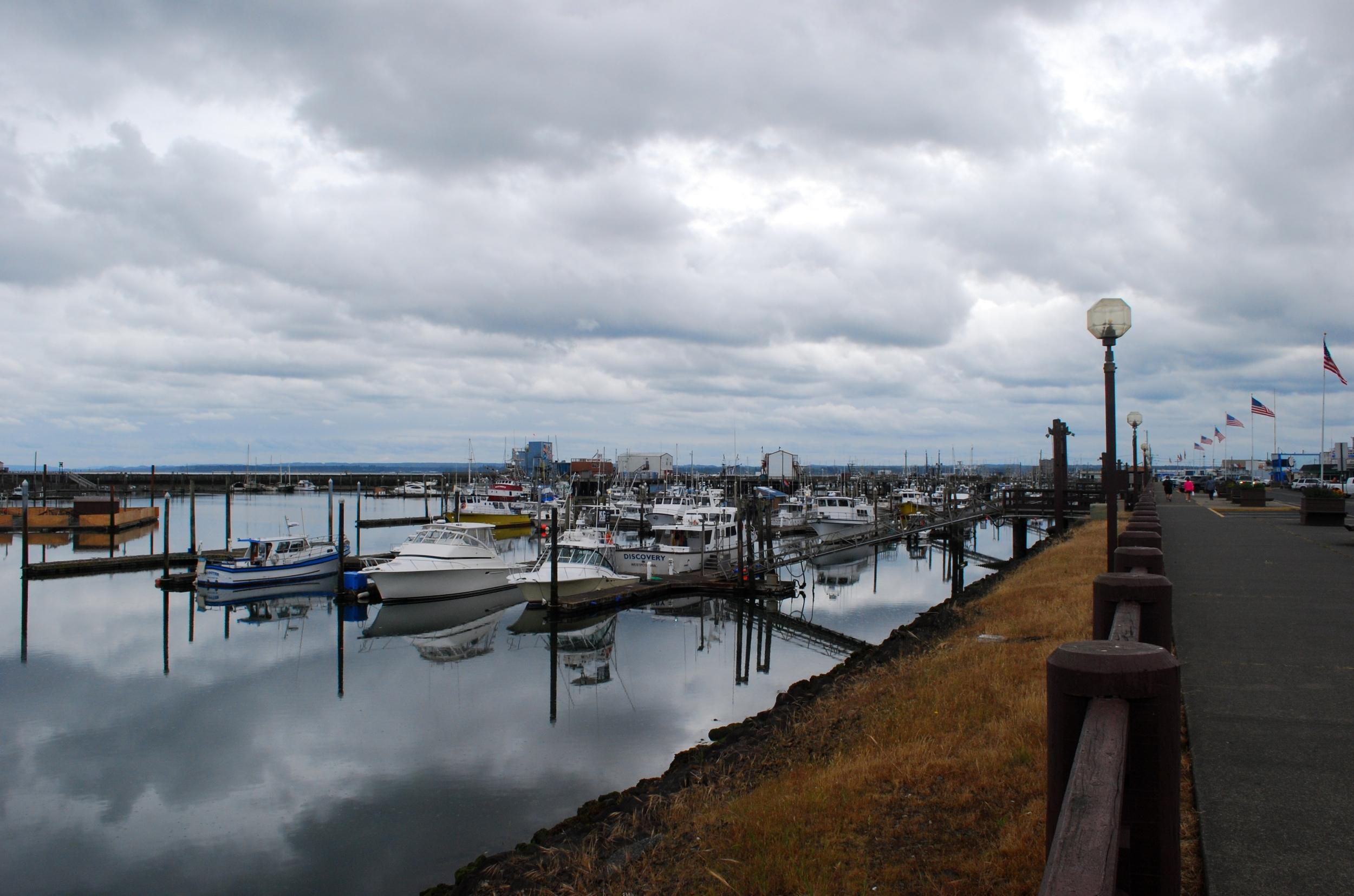 Marina - Westport, WA