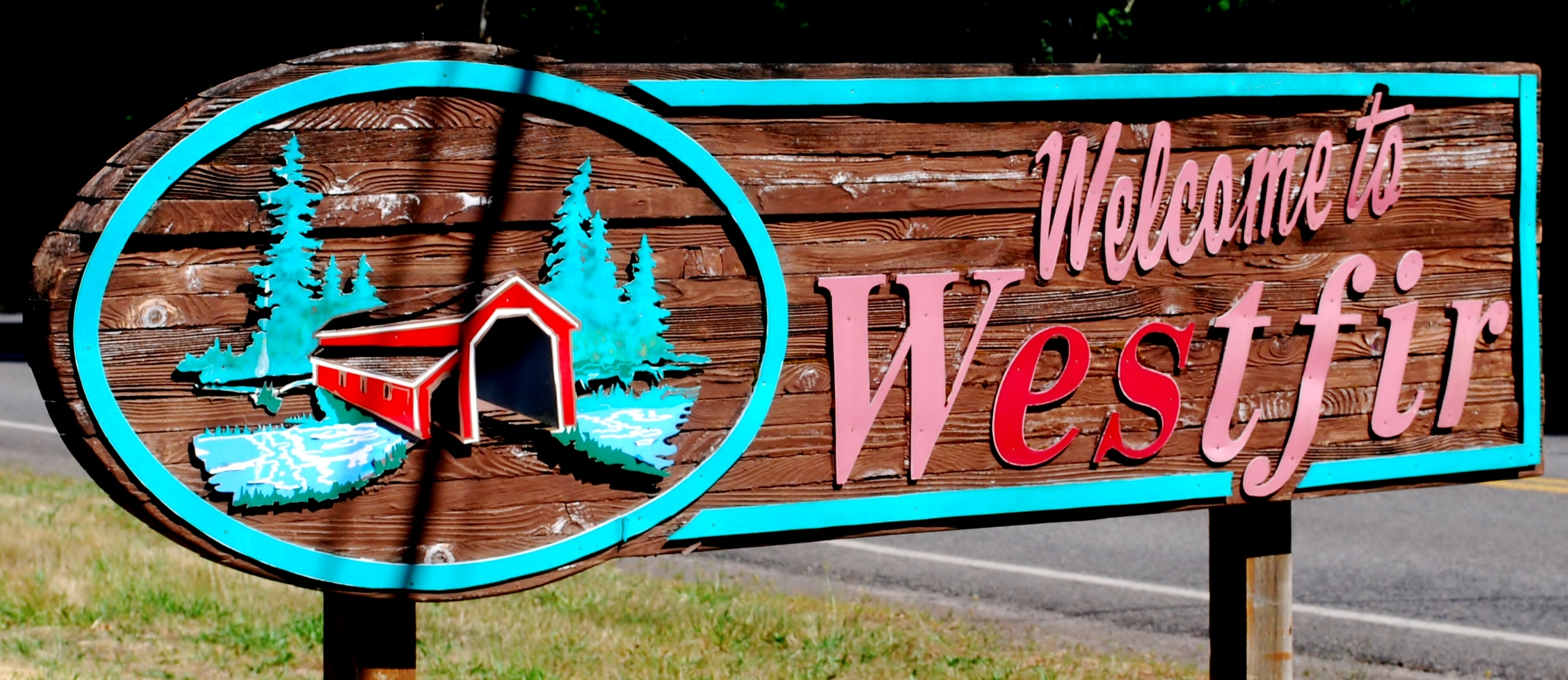 Welcome to Westfir, OR