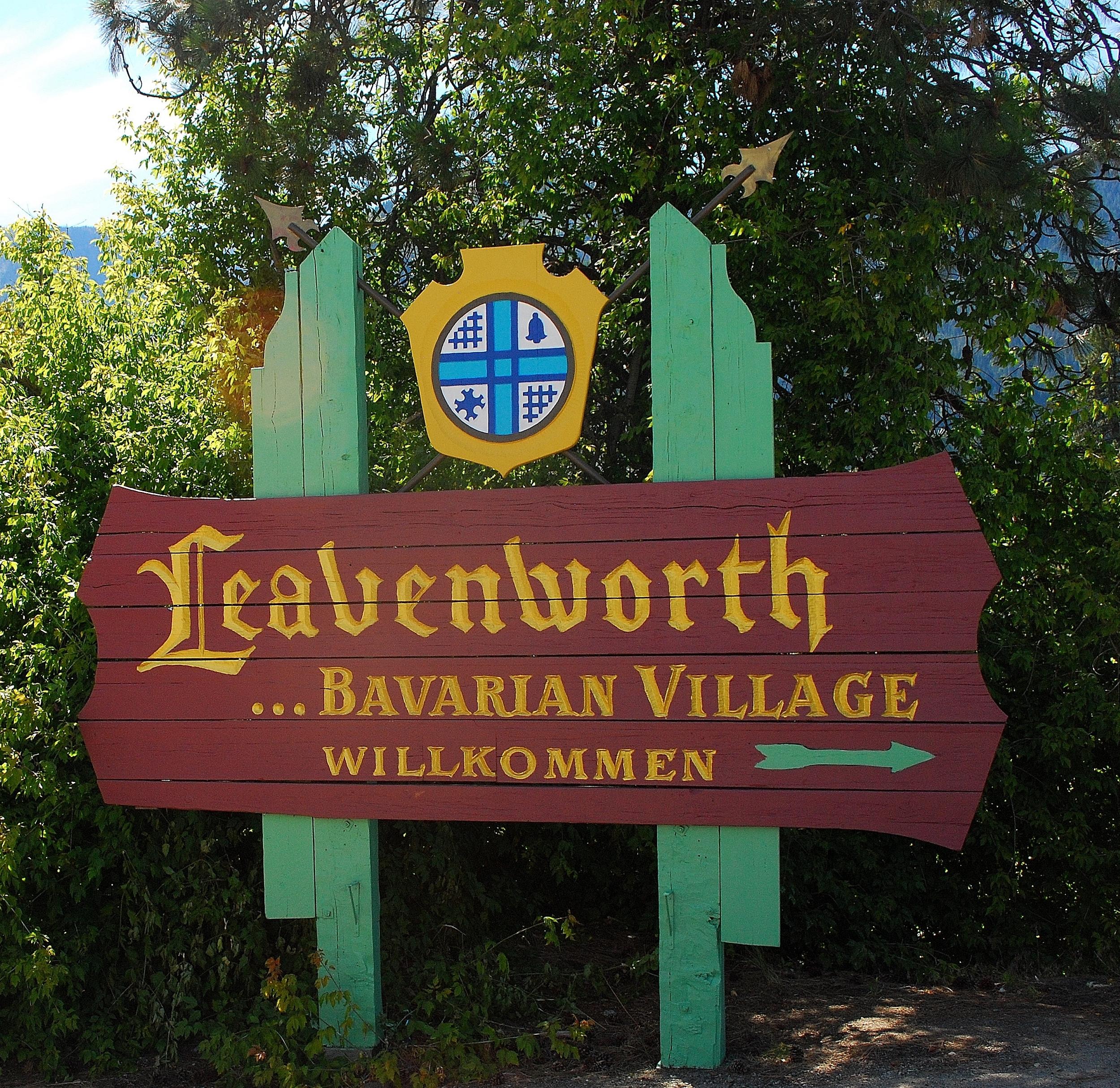 Willkommen to Leavenworth, WA