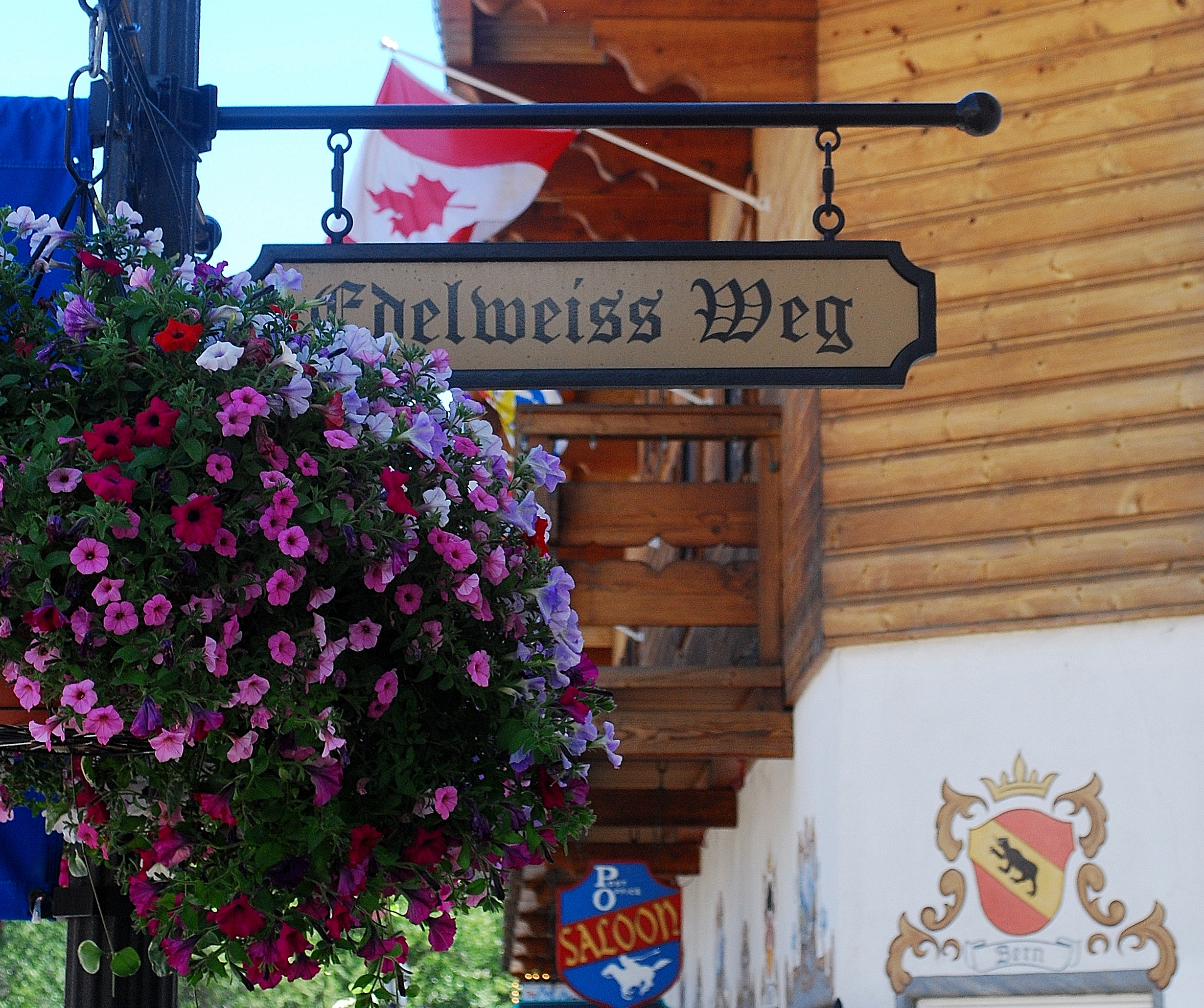 Edelweiss Way - Leavenworth, WA