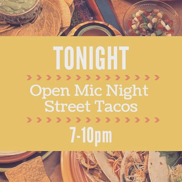 Come enjoy live music and 2/$5 street tacos! We have a full Open Mic roster of the Valley's most talented musicians ready to perform for you. Not to mention the mouthwatering Pork Carnitas and Asian Chicken tacos to choose from.  #liveattheloop #kalispellmusicscene #tacosandwine