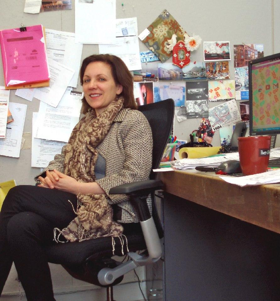 Nancy Rogo Trainer, FAIA, AICP, LEED