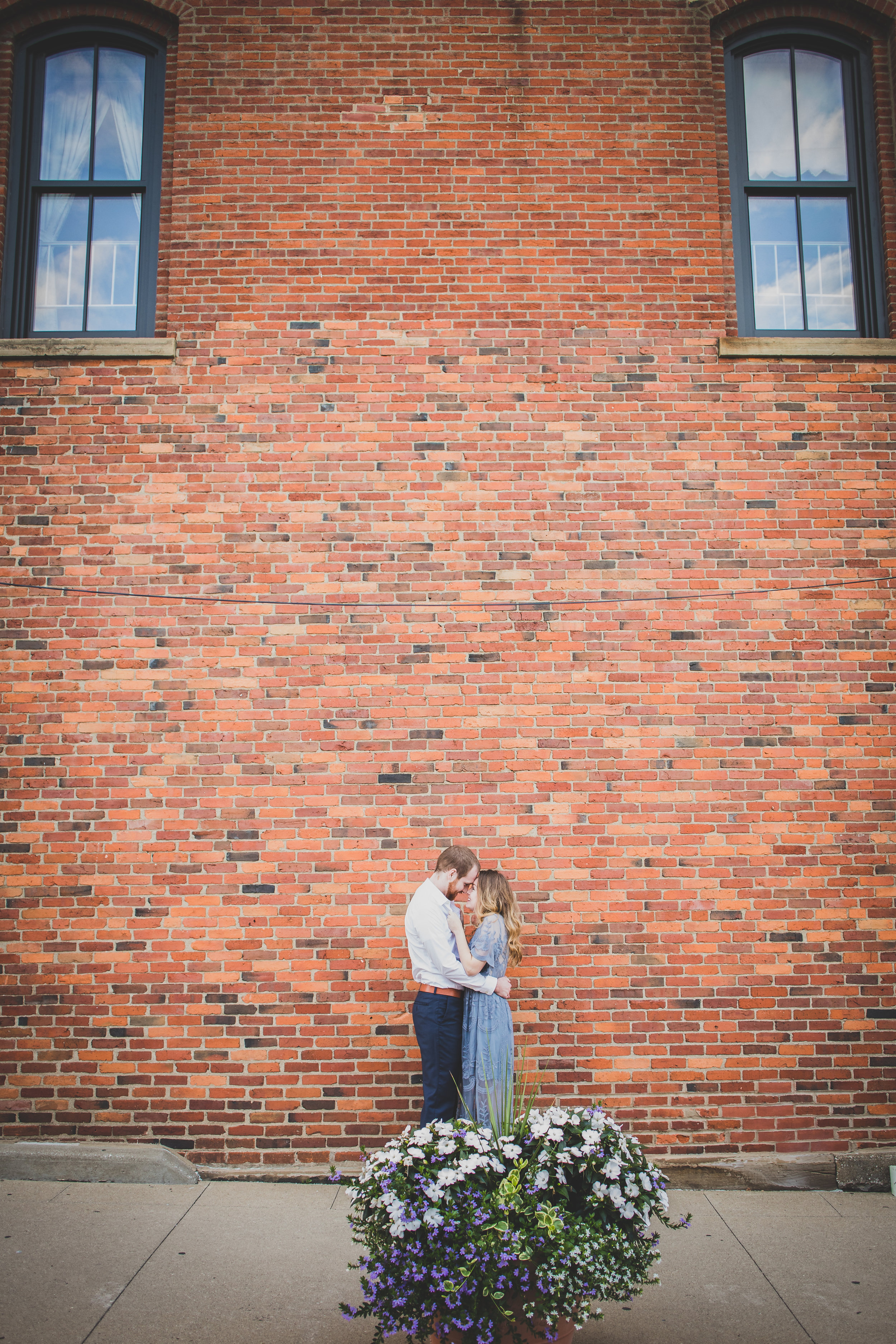 Michelle Carter Photography-Downtown Medina Engagement Session-Brianna and Josh-8.jpg
