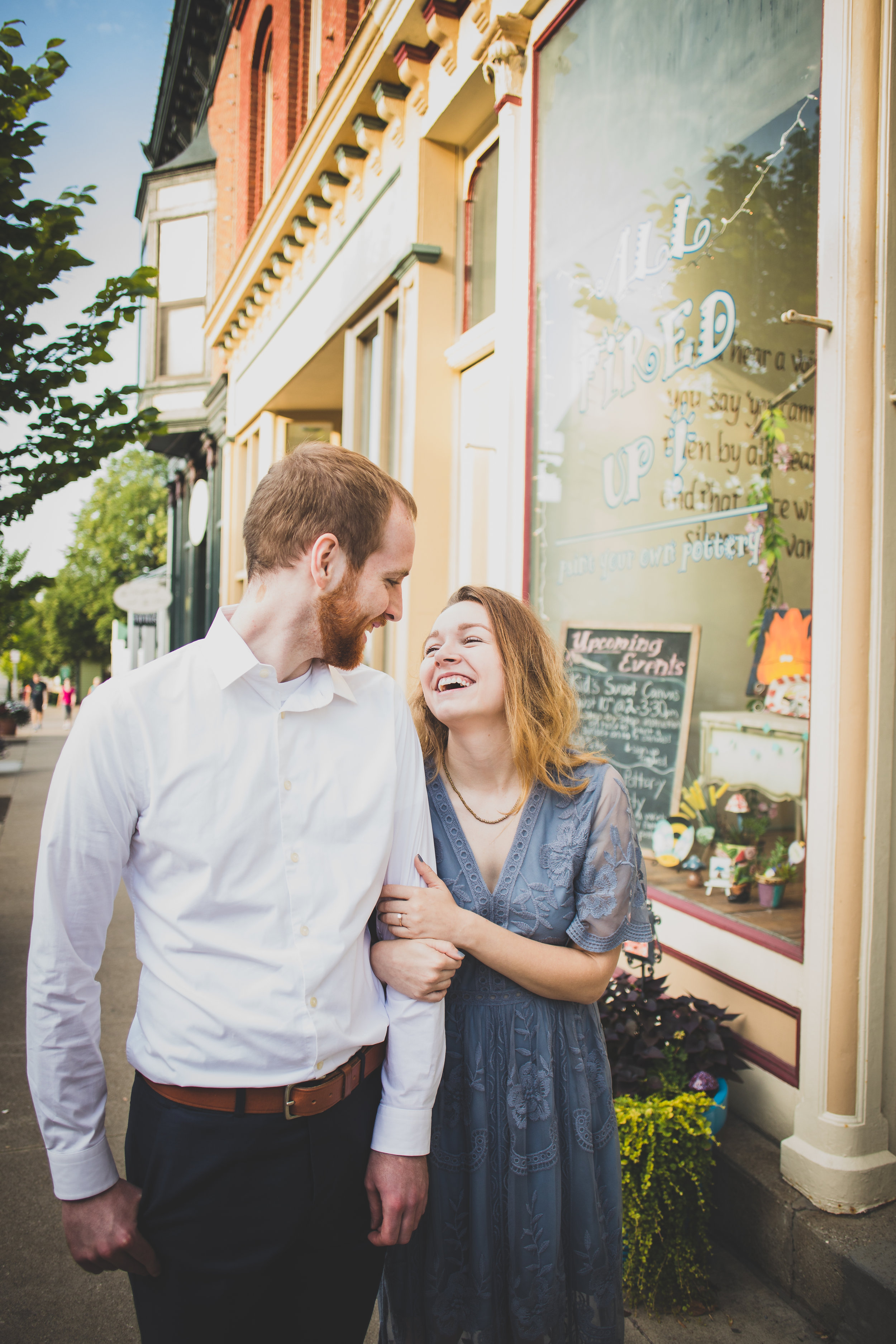 Michelle Carter Photography-Downtown Medina Engagement Session-Brianna and Josh-68.jpg
