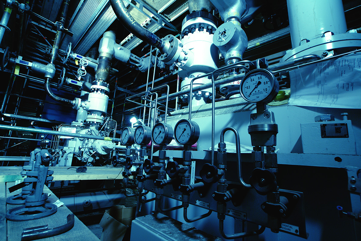 Frontier Valve hydro test and certification services