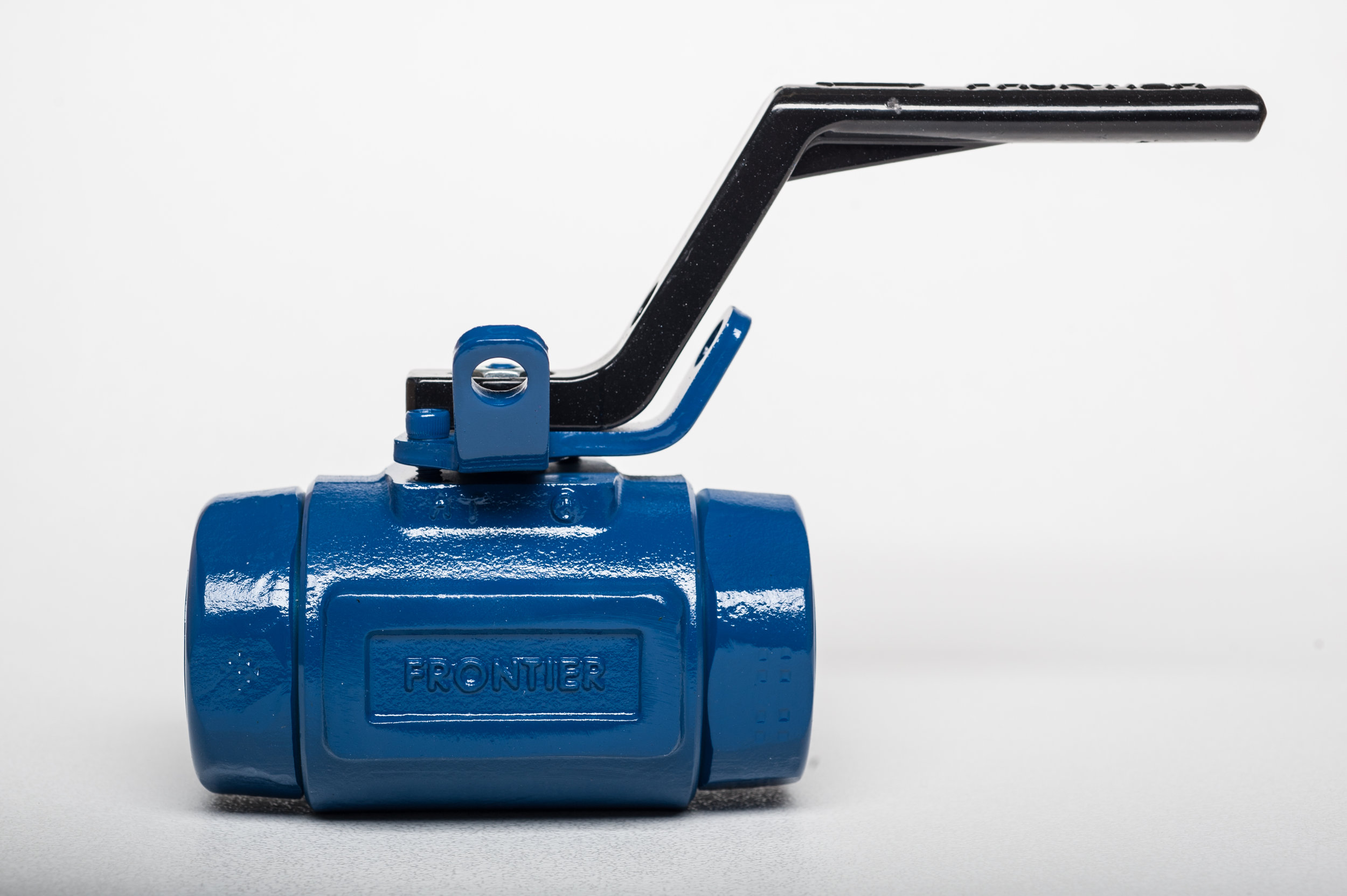 Frontier Valve Canadian made ball valves