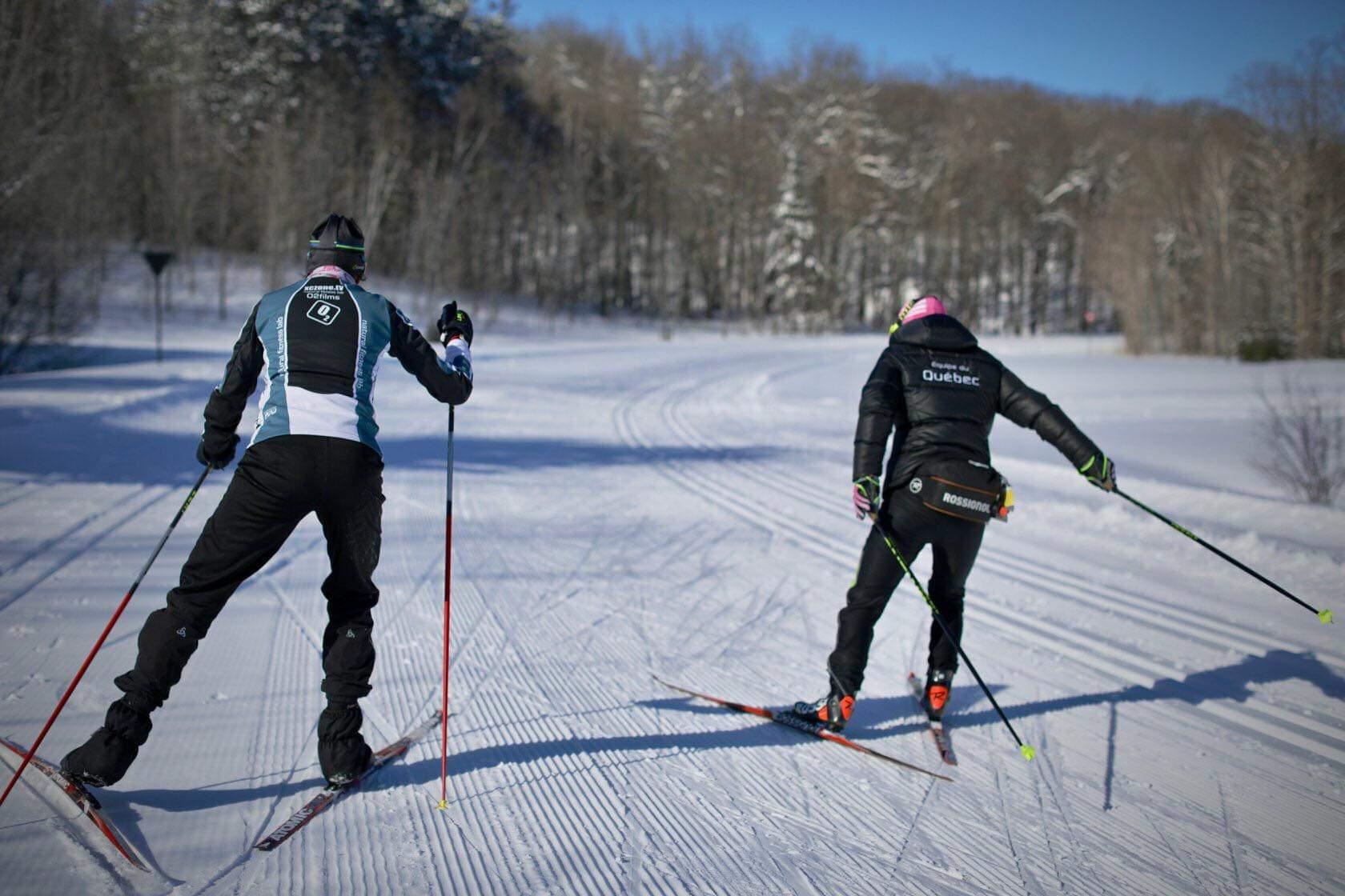 Réservez votre premier cours.Votre technique de ski ne sera plus jamais la même. -