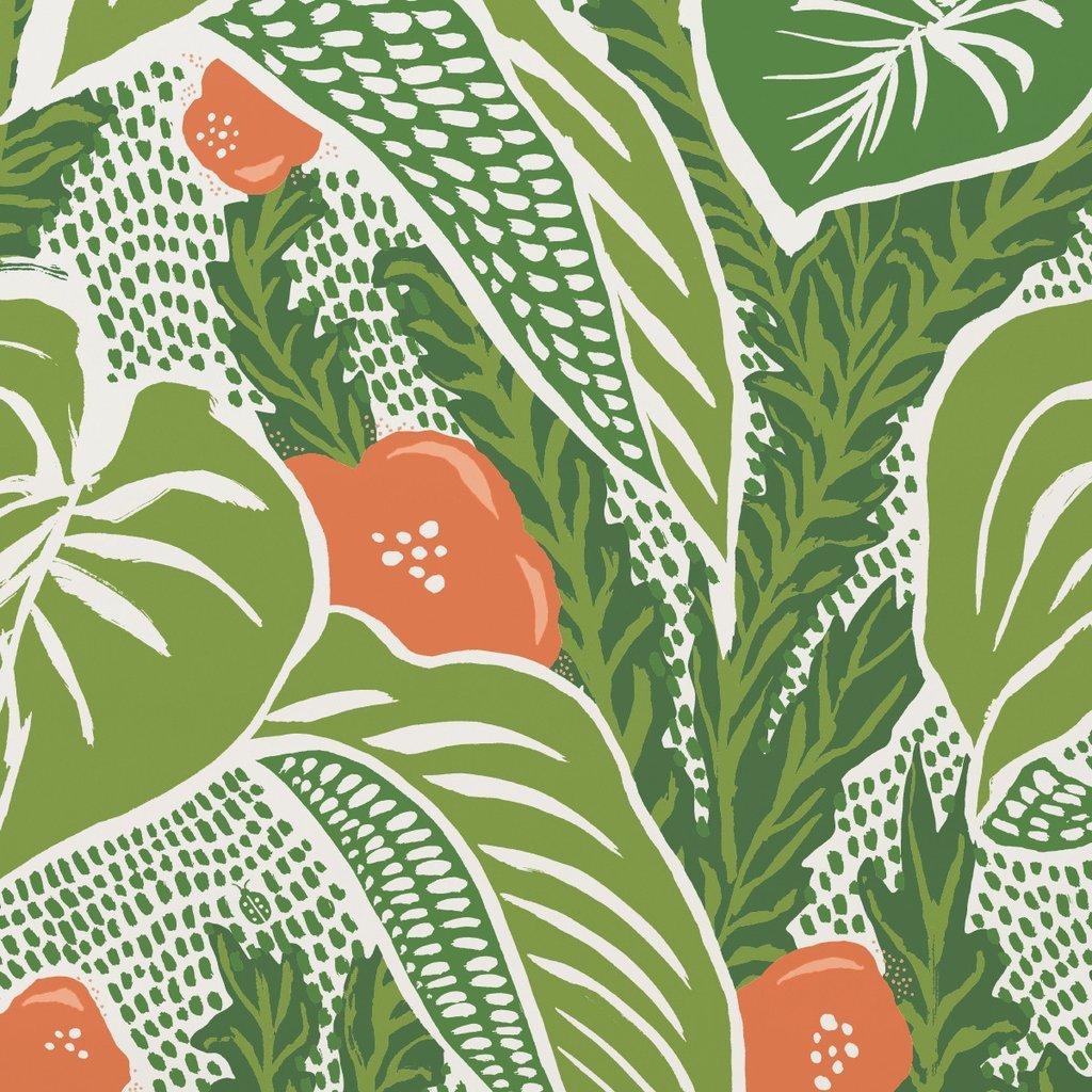 Tangle - Light Green