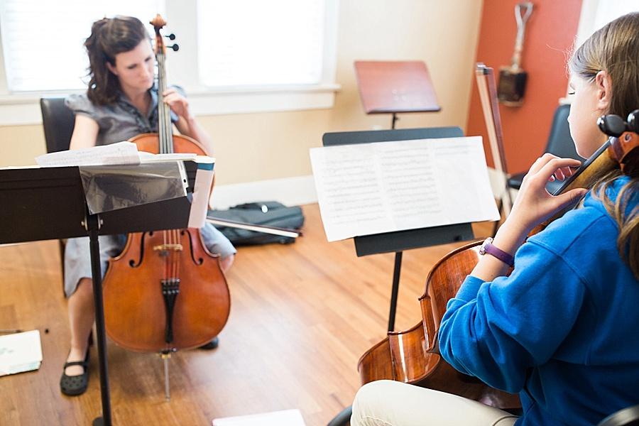 Private Cello Lessons