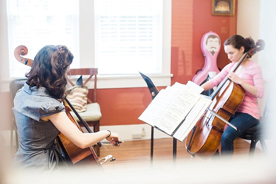 Private Strings Lessons