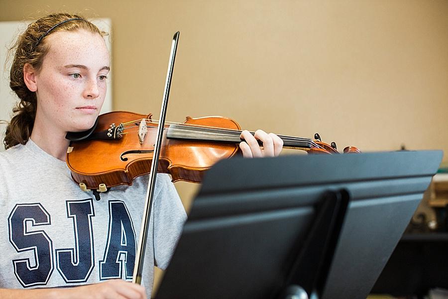 Advanced Private Violin Lessons