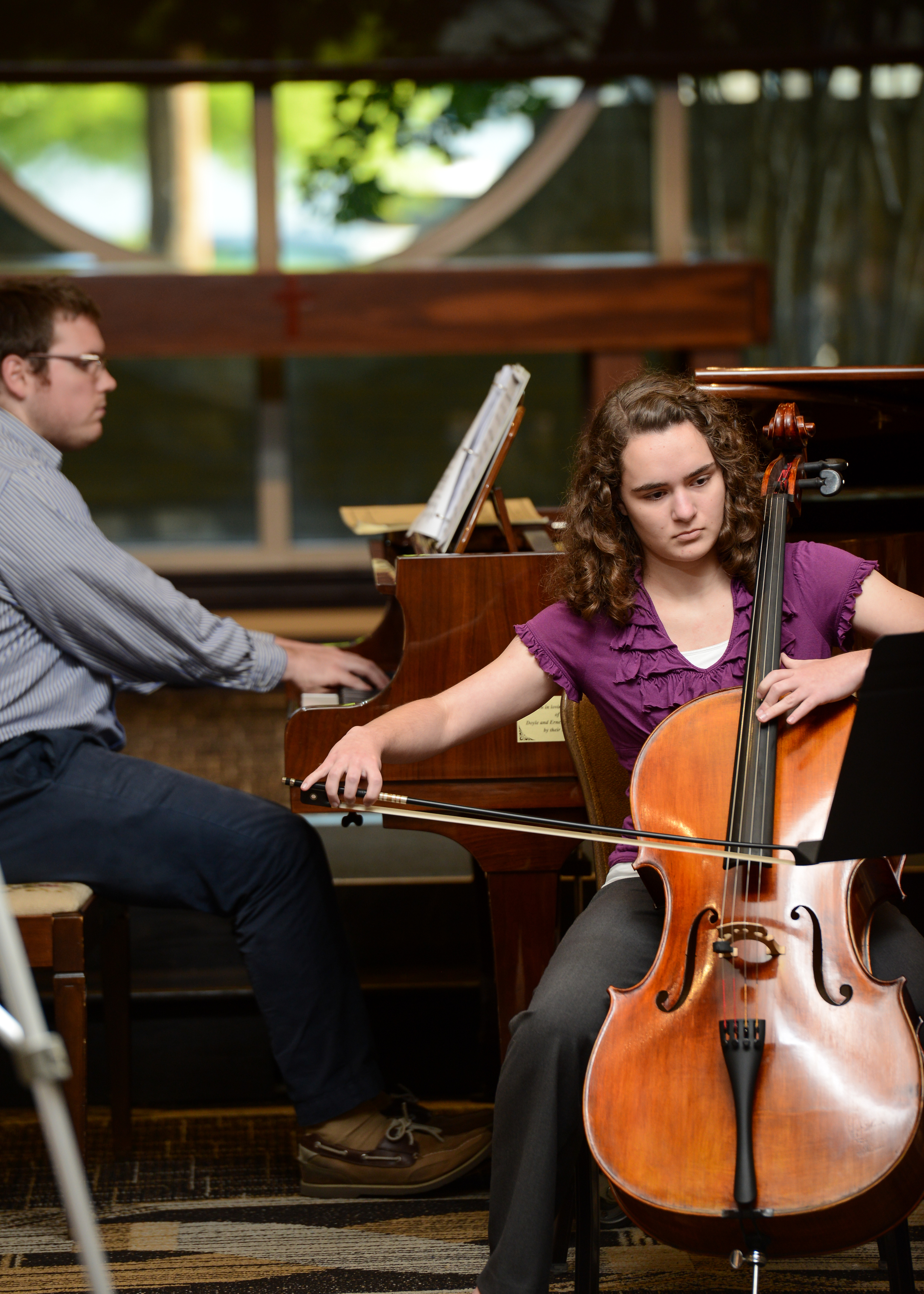Grace Notes Recital Performance