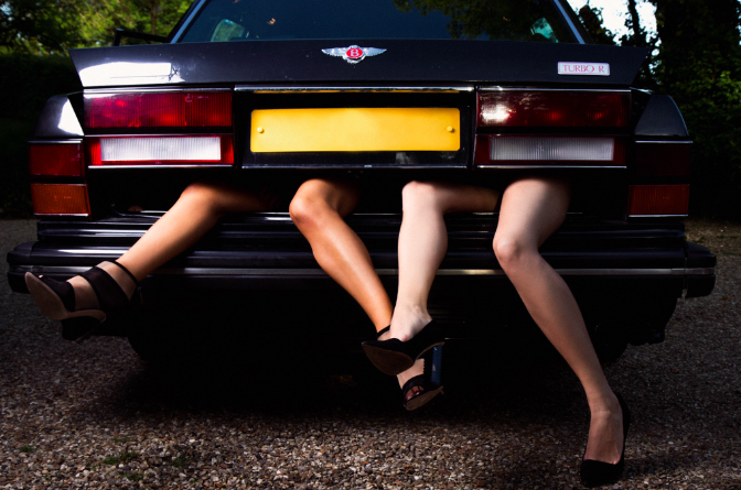 Cadillac Girls  Stefanie Renoma. Normal Magazine