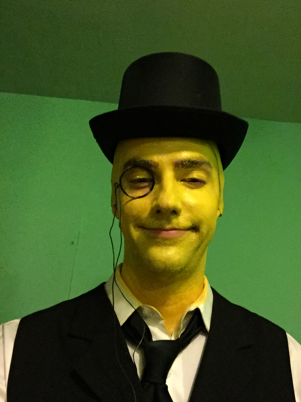 Drunk Mr. Peanut from OSFUG Character Show