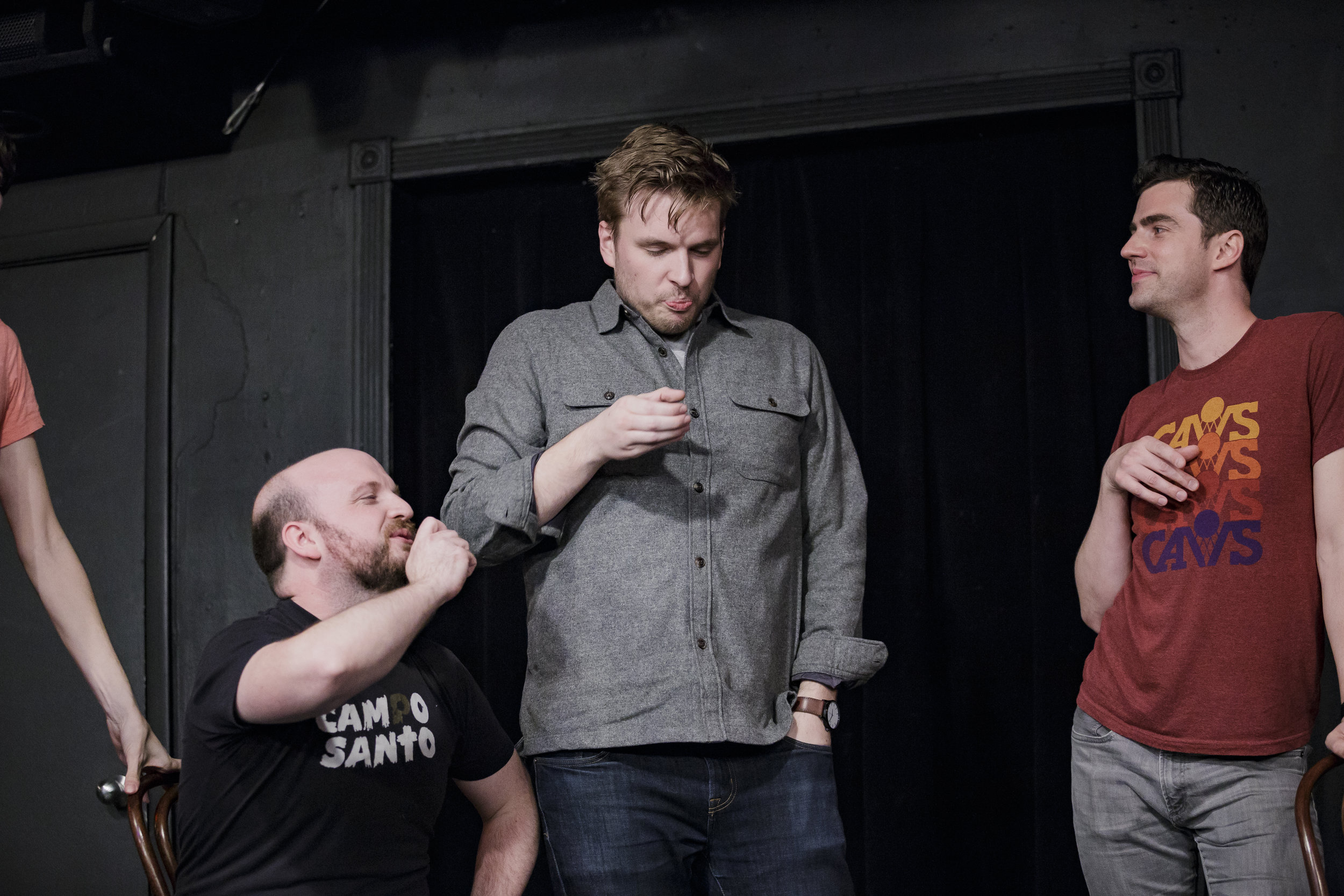 Squatter's Rights at UCB Chelsea