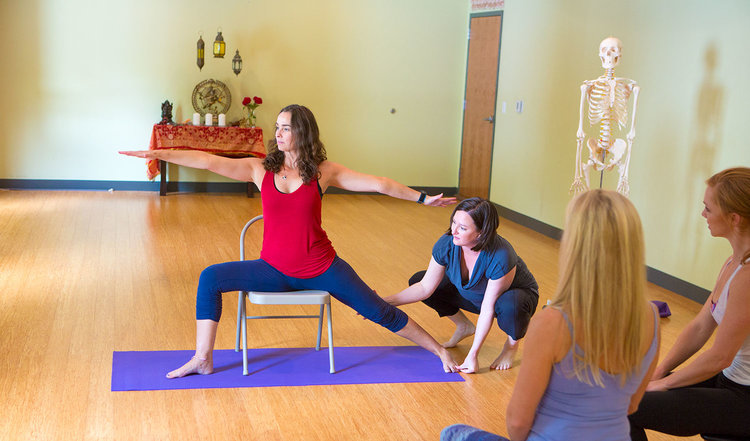 Gentle Yoga Workshop