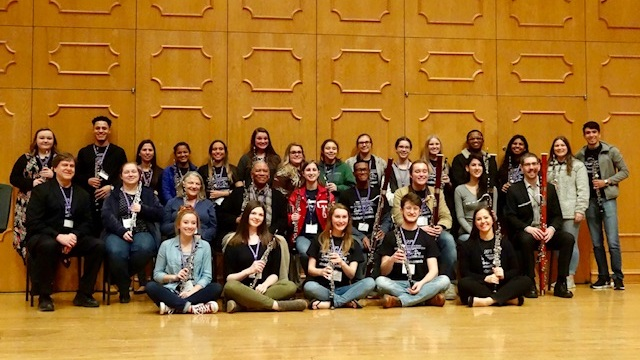 NSU Double Reed Day 2019 - We had a great time at DRD 2019. Can't wait for next year.