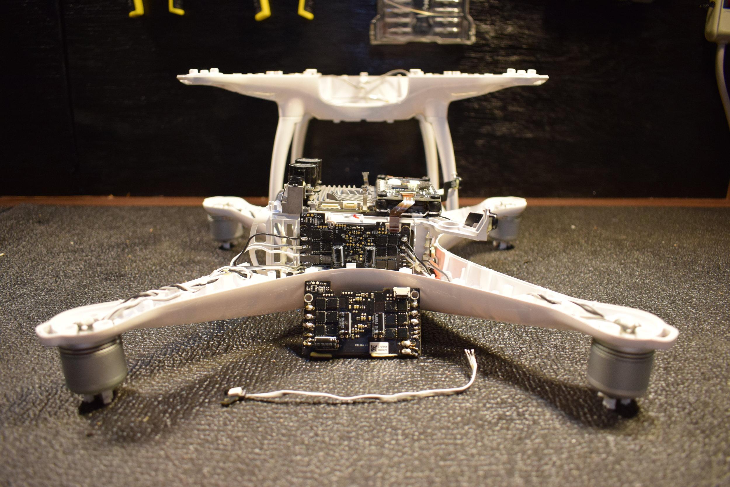 DJI Phantom Drone Repair Shop.JPG