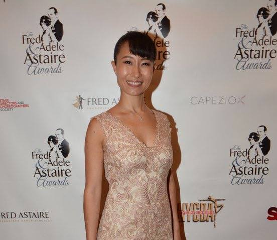 Winner of FRED AND ADELE ASTAIRE AWARD 2016 as outstanding female dancer