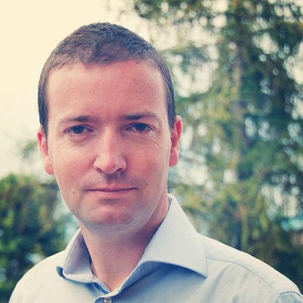 Art O'Gnimh  VP, Business Leader, Logitech
