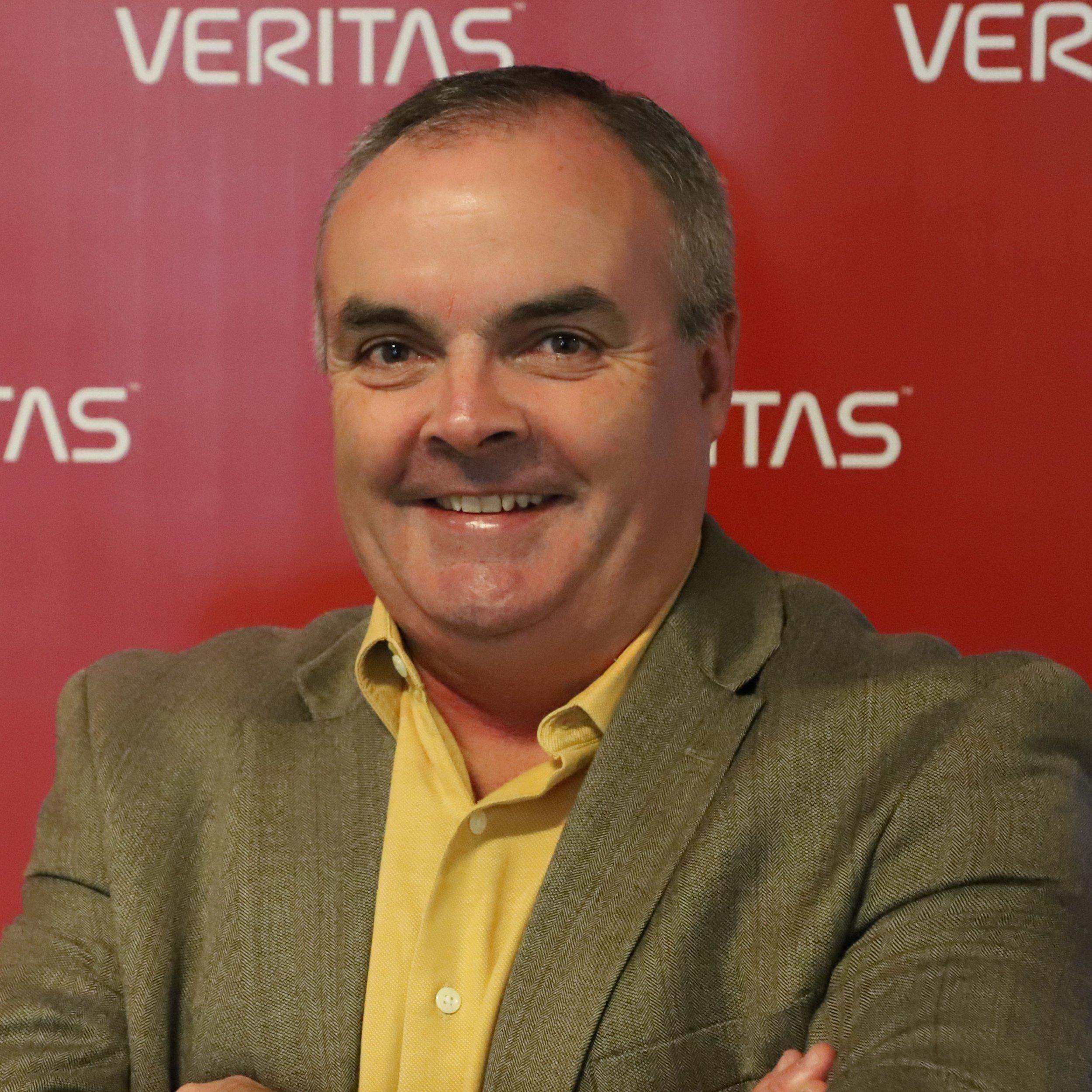 John Abel  SVP & CIO, Veritas Technologies