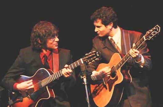 Frank Vignola and Vinny Raniolo