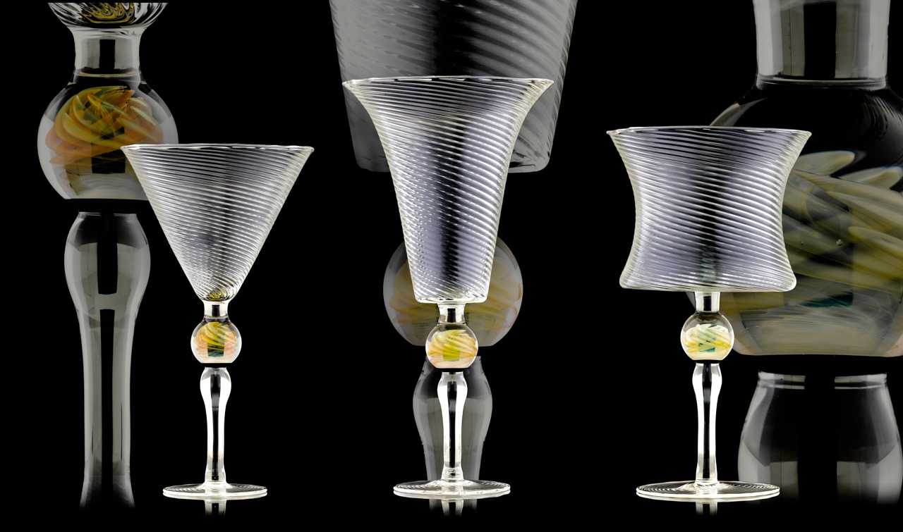 Michael Dickinson Glass