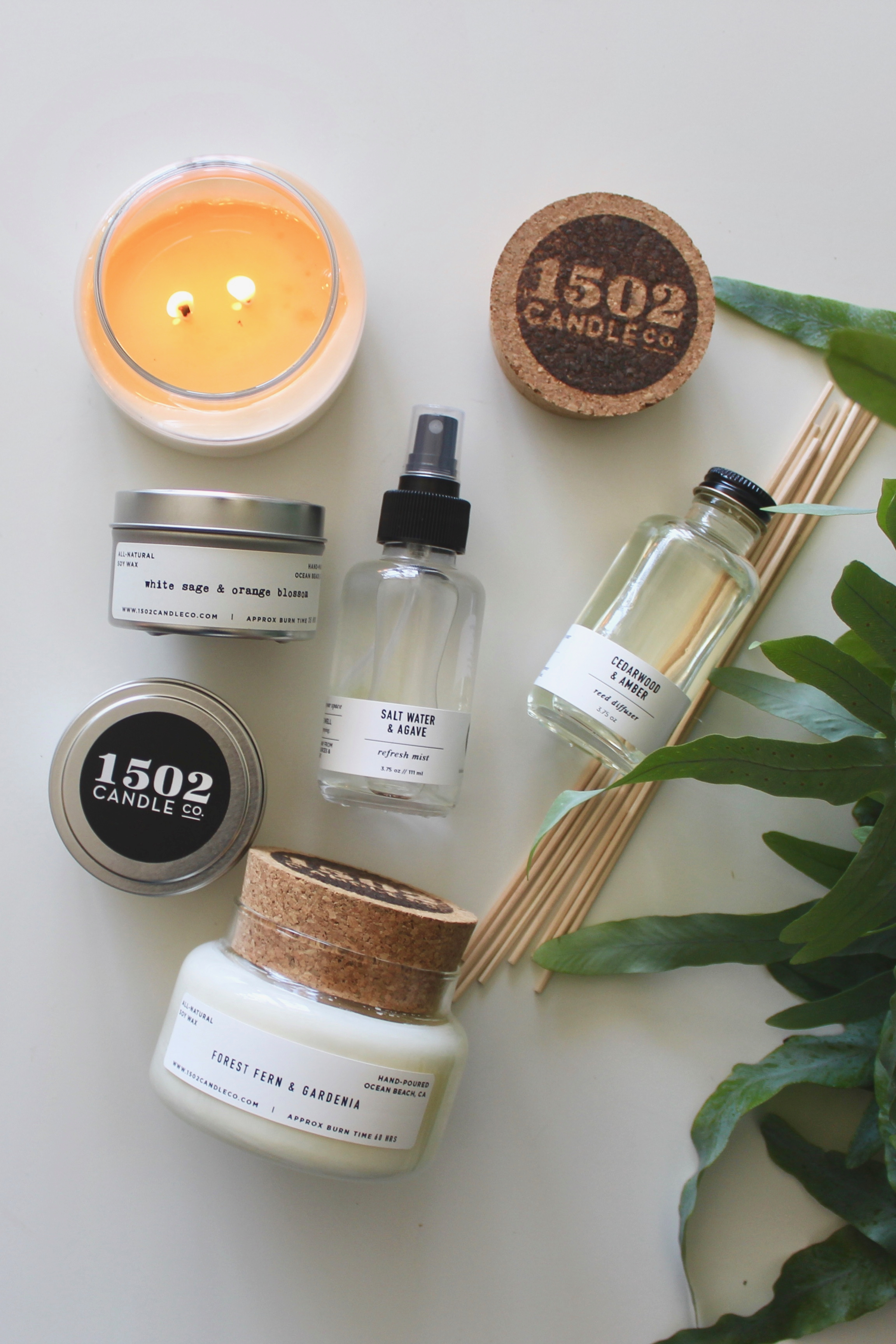 1502 Candle Co.