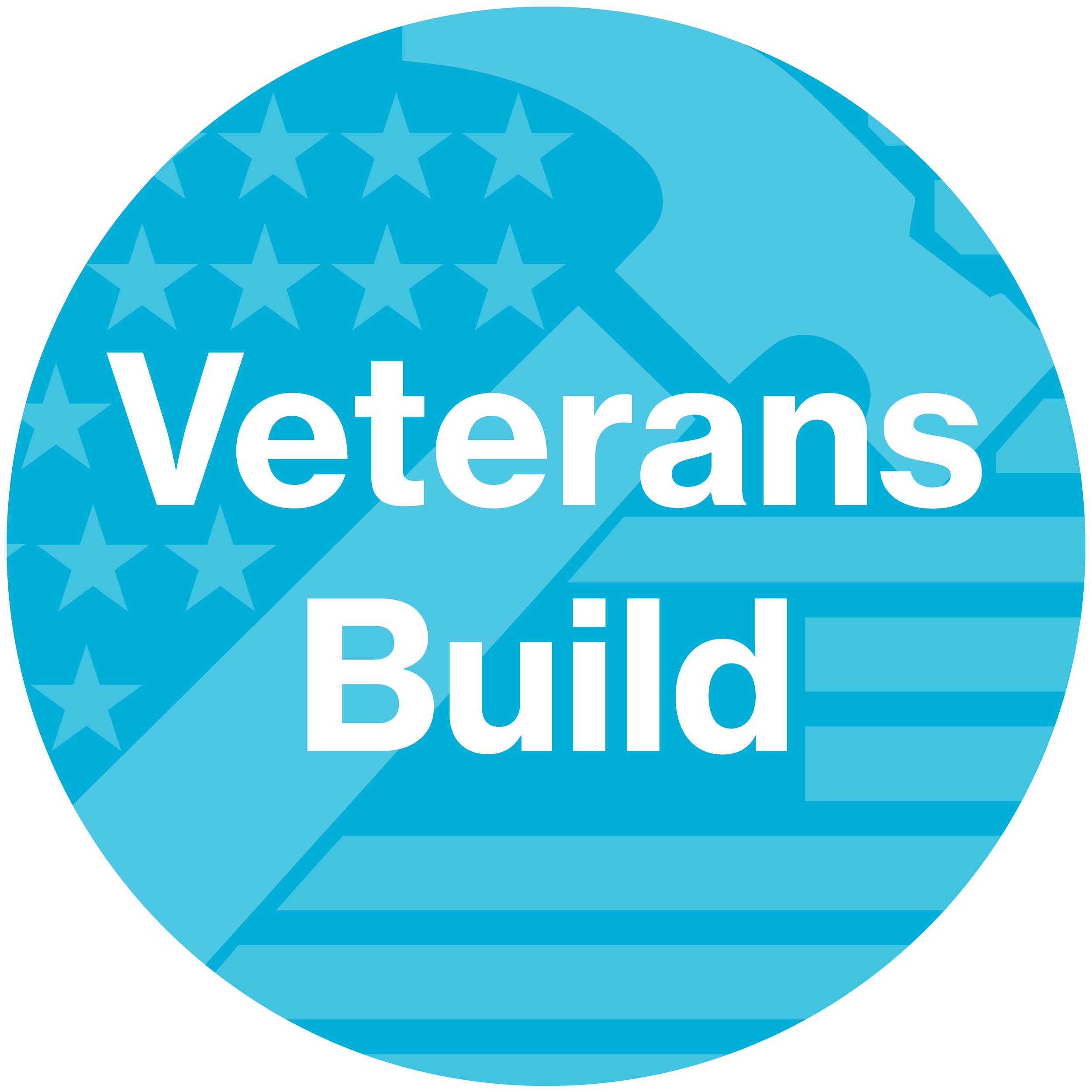 HFHDUC Veterans Build Logo