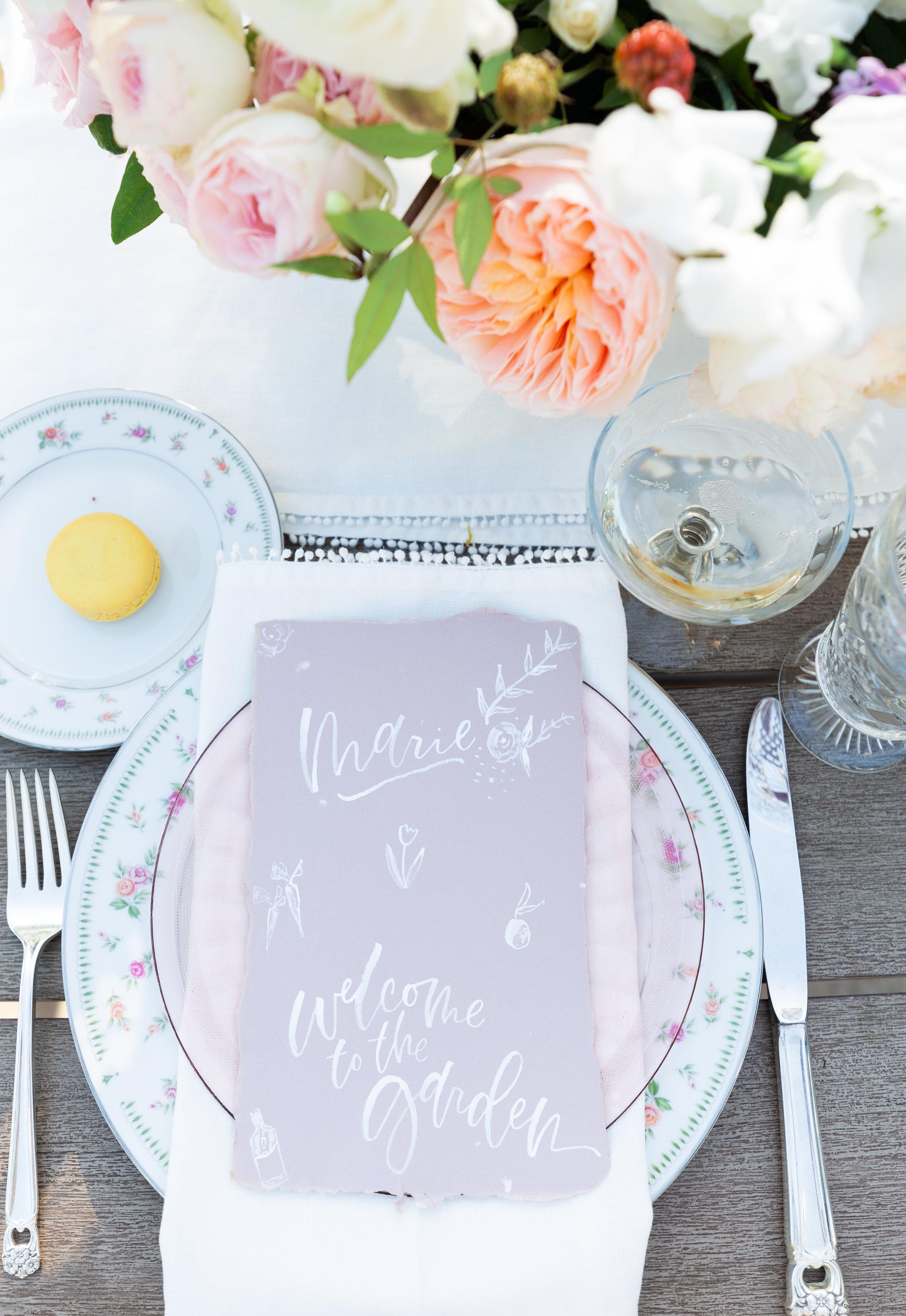 Meg Grant & Co. Garden Party Gathering Cover Image