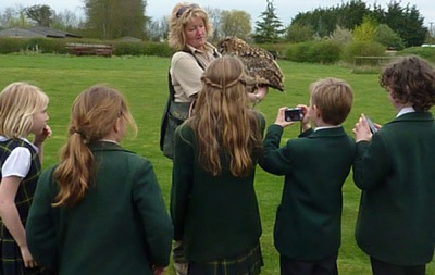 School's Out - and so are the cameras, with lots of   opportunities presented for some unusual photographs