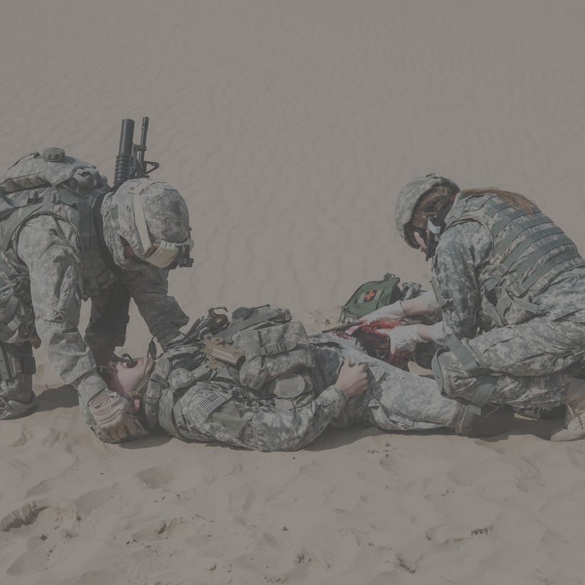 Valproic Acid for Prolonged Field Care - Most Americans are privileged in that if we suffer a serious injury, we're able to call an ambulance and be rushed to the necessary level of care. Unfortunately, our troops abroad do not have that luxury. As wars become more dangerous, battlefields become more isolated.