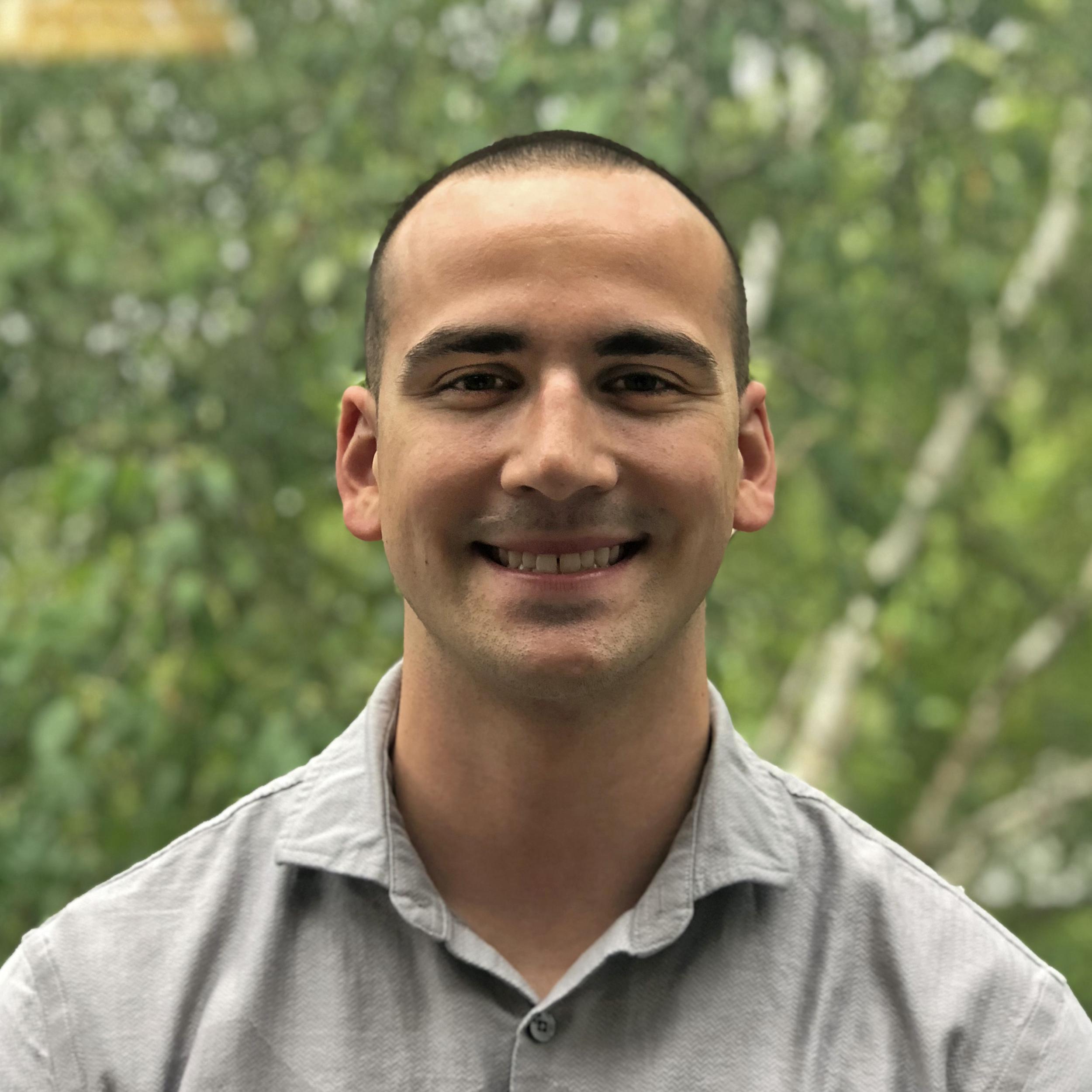 Nick Sautter - Clinical Subjects Coordinator