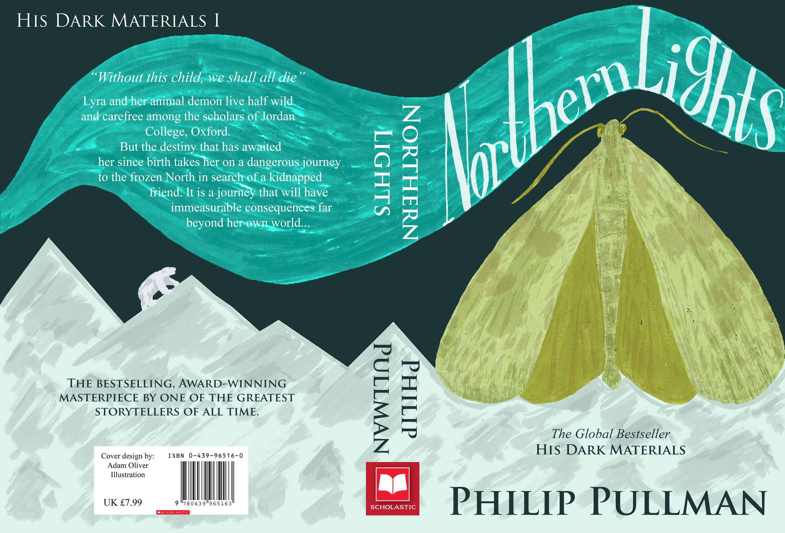 Book one - The Northern Lights