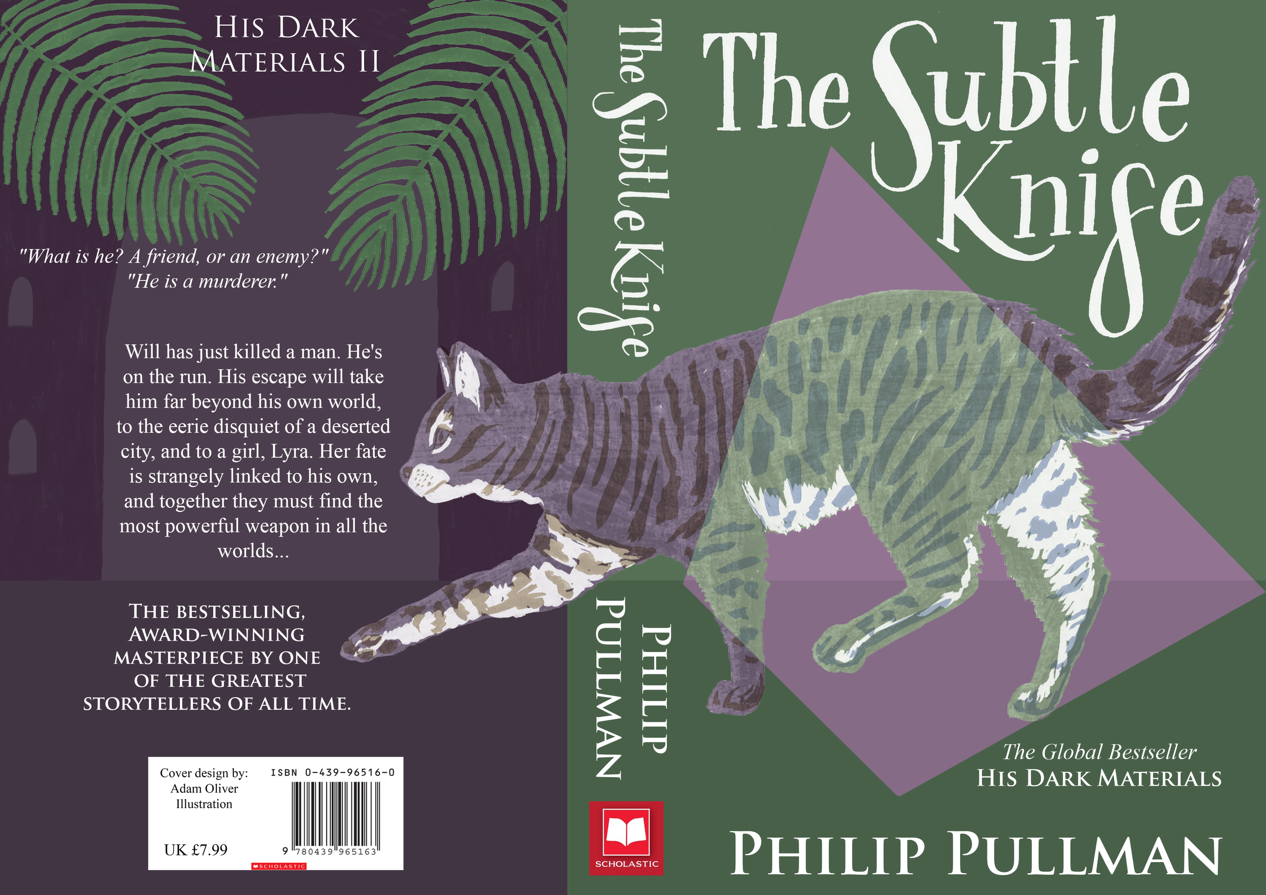 Book two - The Subtle Knife