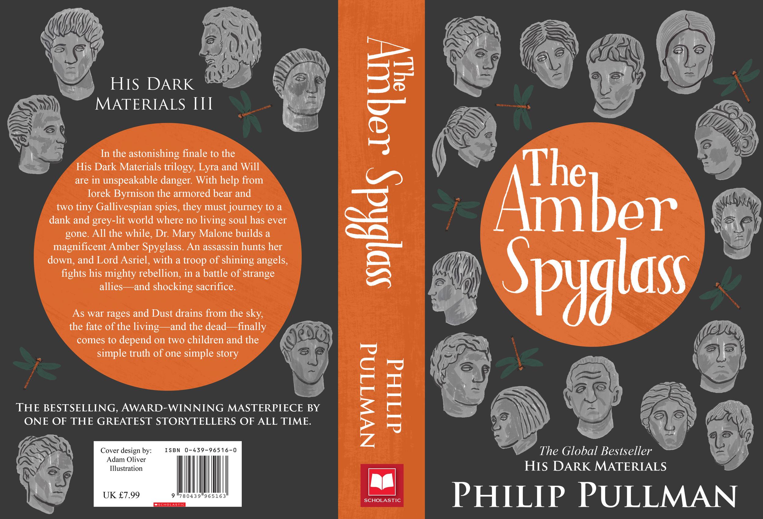 Book three - The Amber Spyglass