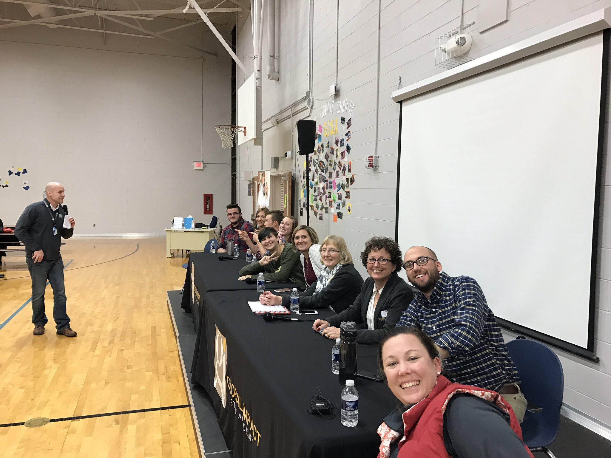 Student / Staff Panel