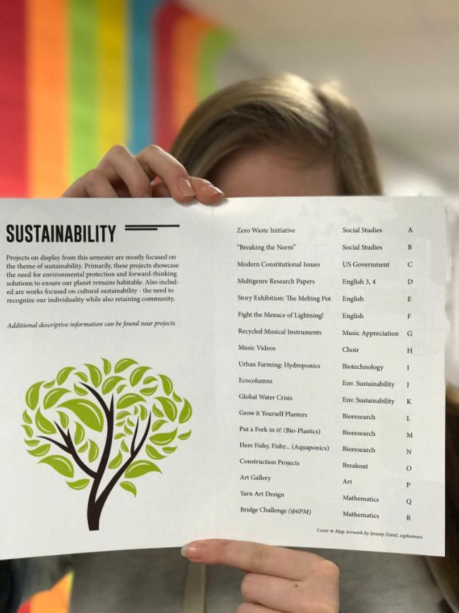 Sustainability Expo Night: Spring 2017