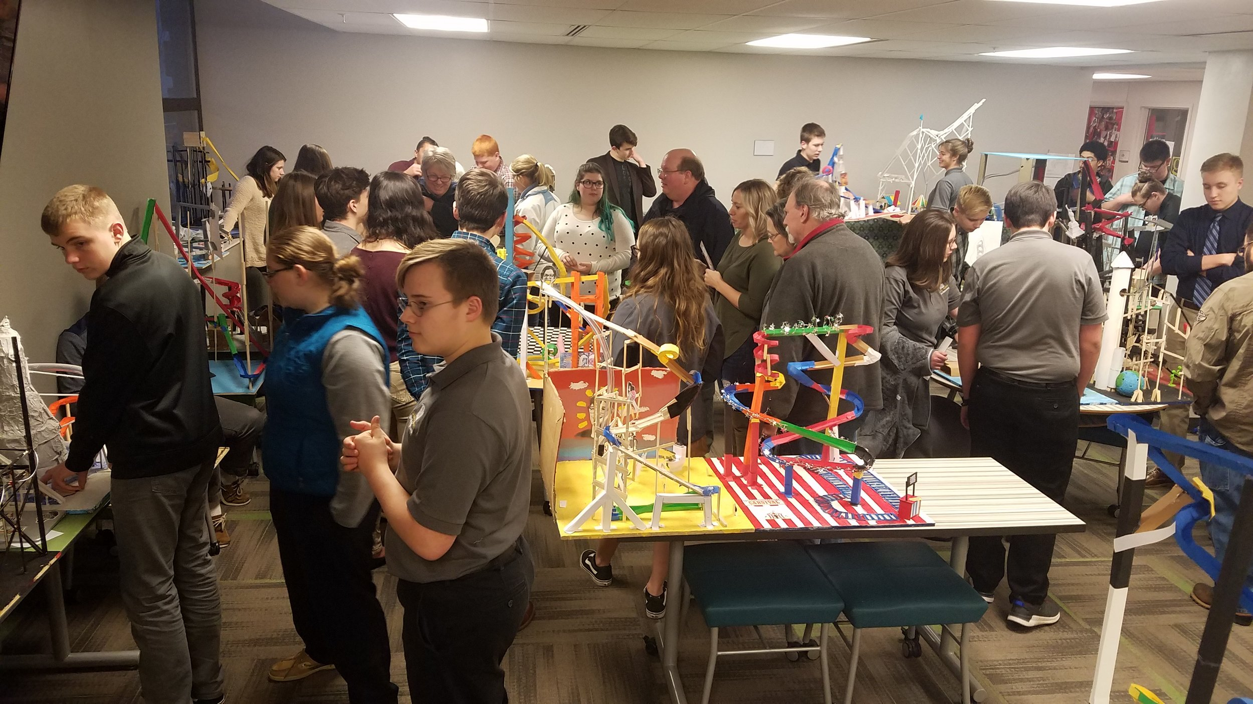 Design a model thematic rollercoaster based on a time period or idea.