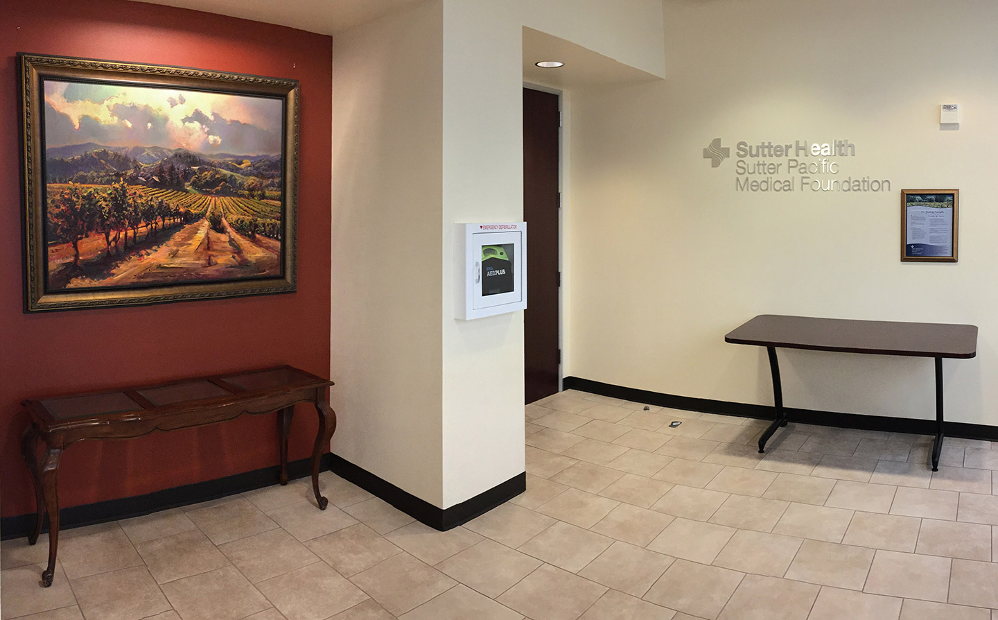 Sutter Health, Sutter North Bay Health Plaza