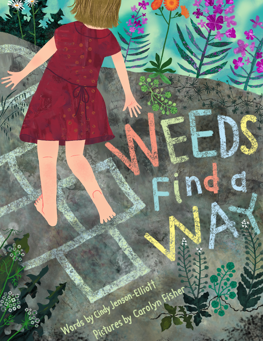Click to download your free  Weeds Find a Way  Curriculum Guide.