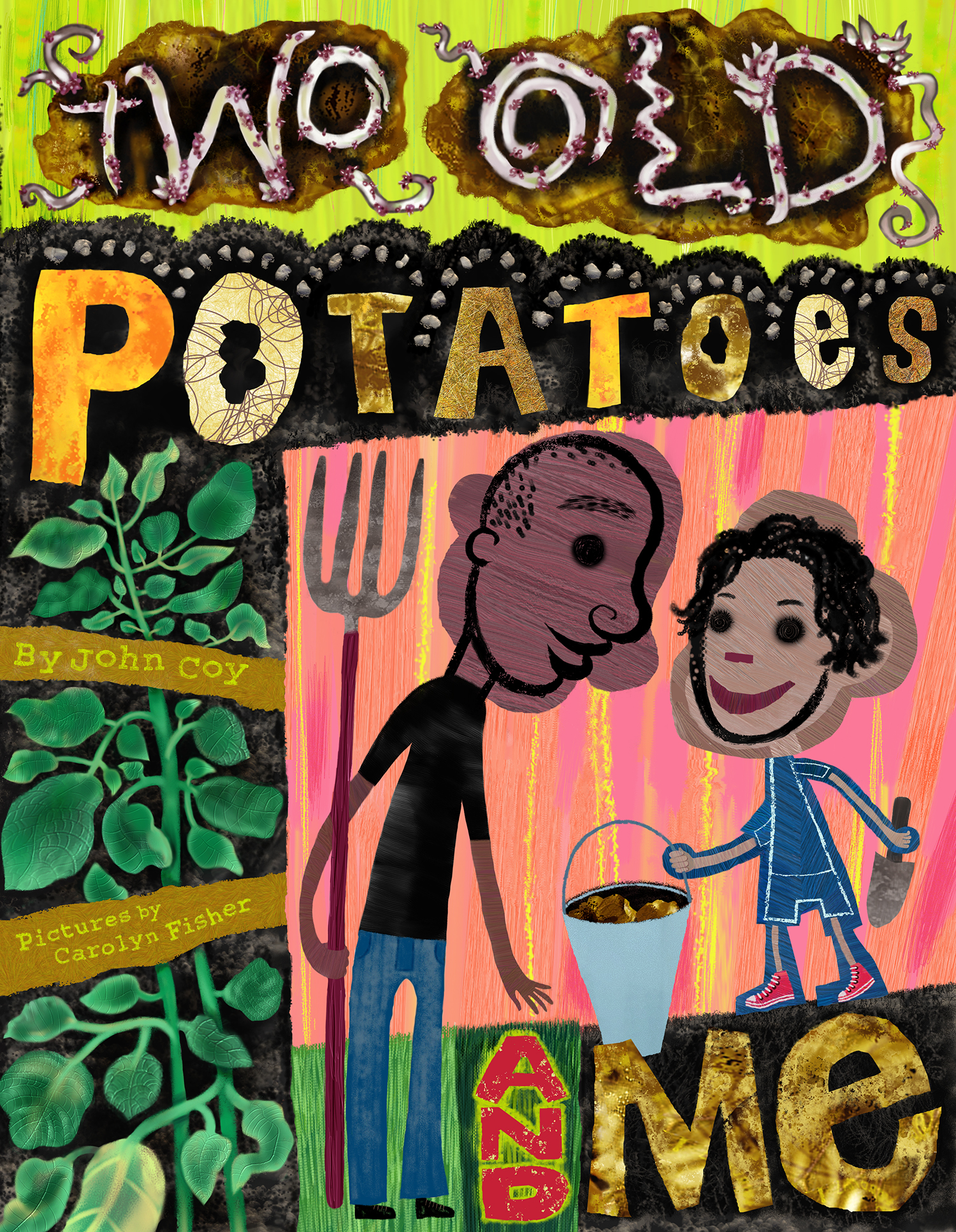 TwoOldPotatoes_cvr_byCarolynFisher_children'sbook_illustration_1500pxW_72d