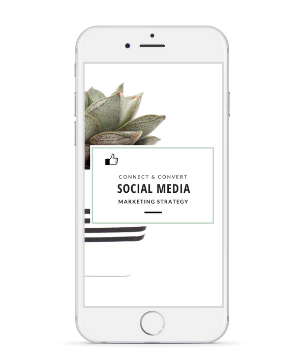 Continue to learn more about social media marketing strategy services.