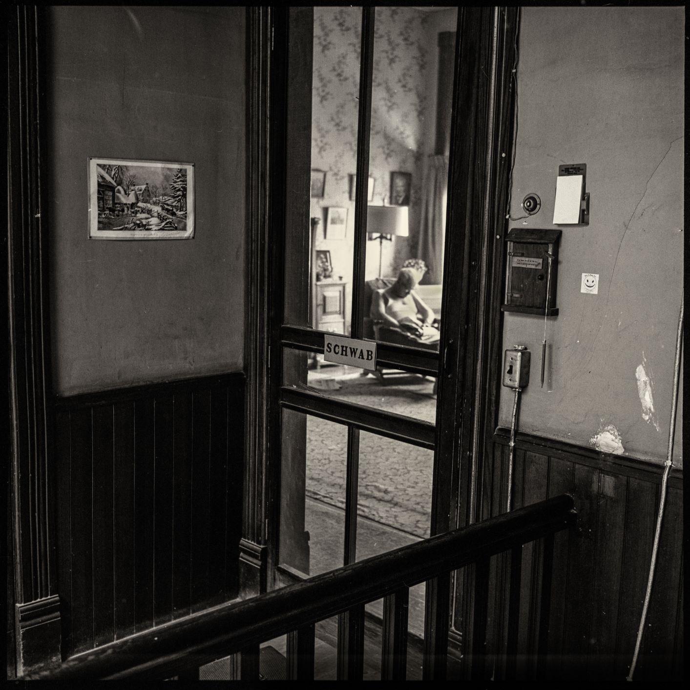 Entrance to Schwab Apartment (1 of 1).jpg