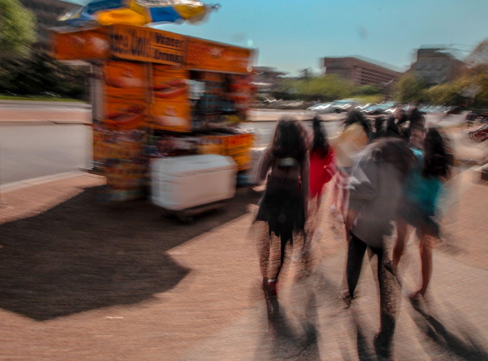 Long exposure, Hotdog stand near L'Enfant Plaza-3.jpg