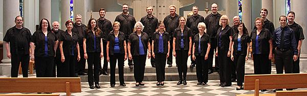 The 2015 Summer Singers ensemble.
