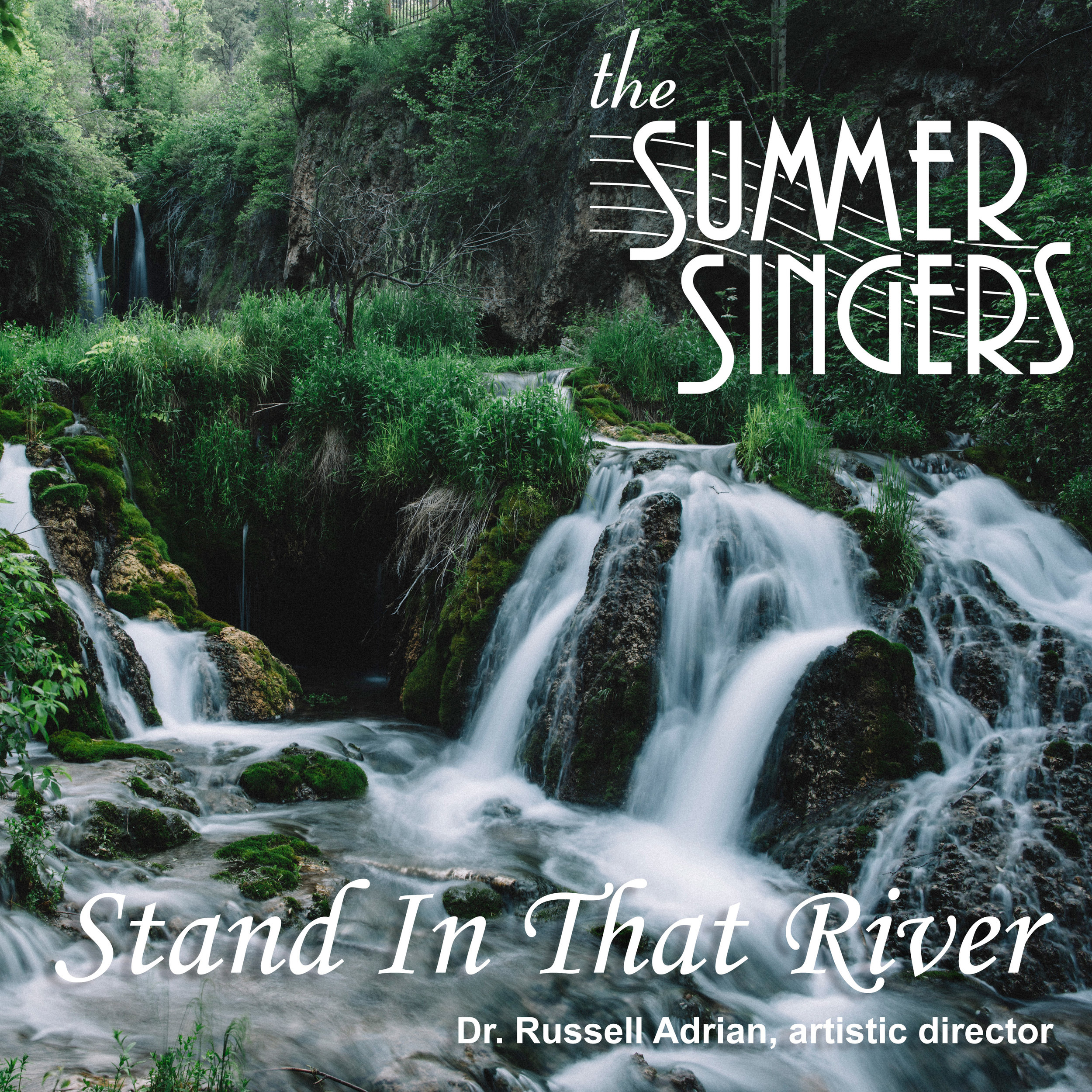 Check out out latest release: Stand In That River. On sale starting July 20.