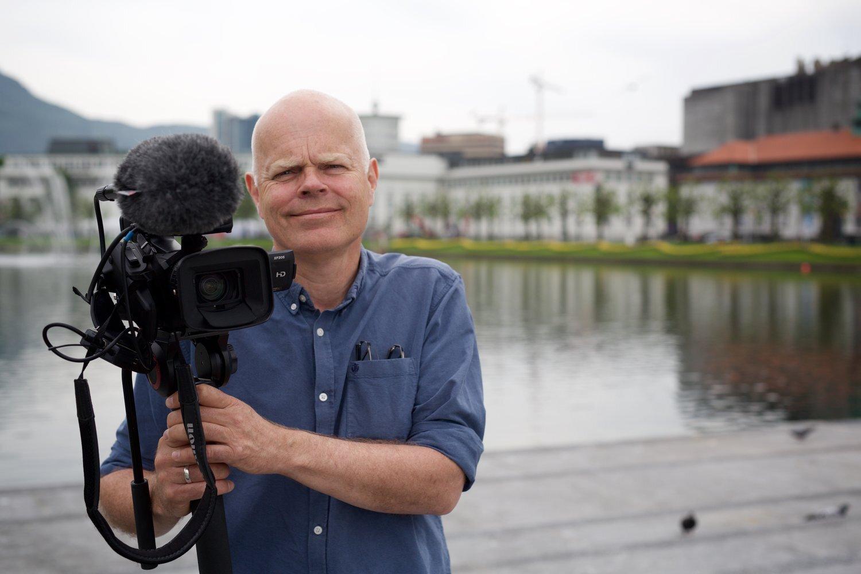 Videojournalist med masse erfaring fra NRK og Bergens Tidende.