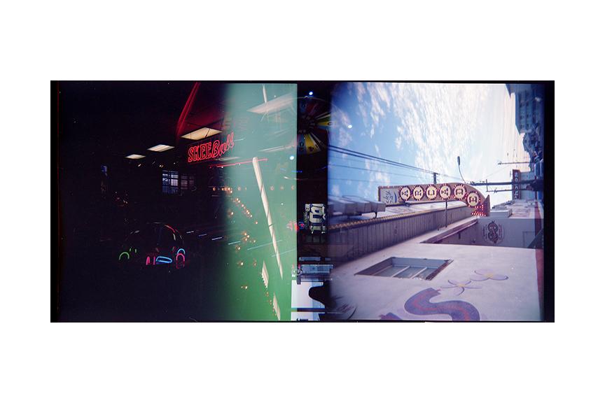 Games 1 (2013)  120mm FujiFilm Pro 400H